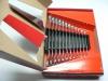 Sada oboustranných očkoplochých klíčů, 12 kusů KS TOOLS