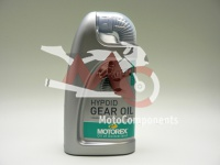 MOTOREX GEAR OIL HYPOID 80W90, 1L
