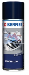 Čistič a leštidlo Wonderclean 400 ml BERNER 32988