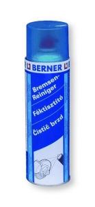Čistič brzd BERNER, 500 ml sprej