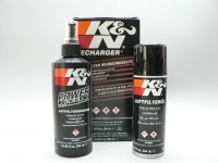 Sada K&N na údržbu vzduchového filtru