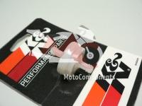 KN Sportovní palivový filtr, průměr 6 mm